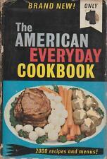 The American Everyday Cookbook 1955 Agnes Murphy Food Editor New York Post 1955