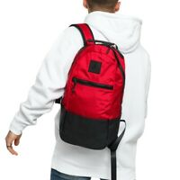 Nike Air Jordan BRED COLLABORATOR BACKPACK BLACK/RED NEW 9A0192-R78 LAPTOP