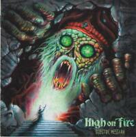 HIGH ON FIRE - ELECTRIC MESSIAH (2018) Heavy/Doom Metal Stoner Rock CD+FREE GIFT