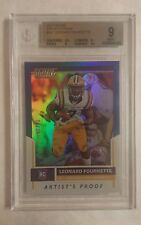 2017 PANINI SCORE AP LEONARD FOURNETTE RC!! BGS 9!! ONLY 35!! FIRST ONE!! 1/1??