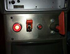 Pulsanti Centralina pannello stacca batteria fiat punto gt e tutte prima serie I