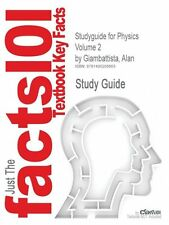 NEW Studyguide for Physics Volume 2 by Giambattista, Alan by Cram101 Textbook Re