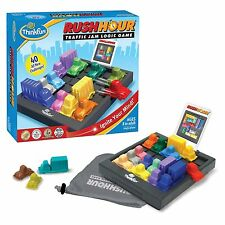 Paul Lamond Games Thinkfun Rush Hour Game - Brand New