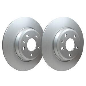 Rear Brake Discs 300mm fits Audi A5 8T3 2.0 TDI 3.0 TDI quattro 1.8 TFSI