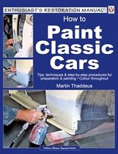 Come dipingere Classic Cars suggerimenti tecniche e procedure dettagliate per preparazioni