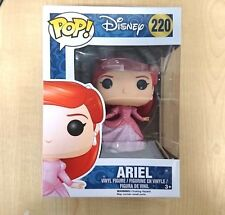 FUNKO POP Disney: La Sirenetta - Ariel (glitter)