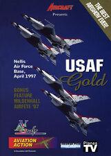 USAF Gold DVD