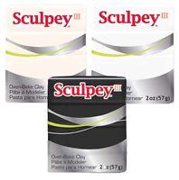M00794 MOREZMORE Sculpey III HAZELNUT BROWN 2oz Polymer Clay