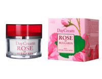 Tagescreme Rose of Bulgaria mit natürlichem Rosenwasser