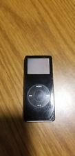 Apple iPod Nano 1st Generation Black 2 GB A1137 TESTED WORKS!