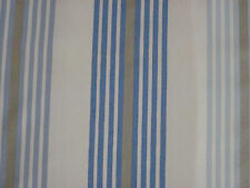 "DESIGNERS GUILD CURTAIN FABRIC DESIGN ""Deltona"" 0.35 metre (35 cm) PORCELAIN"
