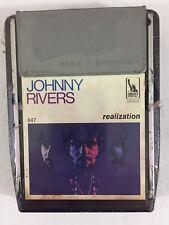 JOHNNY RIVERS REALIZATION 4 TRACK TAPE CARTRIDGE FACTORY SEALED MUNTZ STEREO