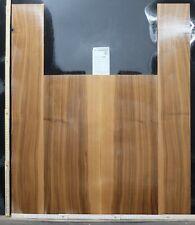 Tonewood Nero Noce Risonanza Chitarra Builder Acoustic Schienali & Lato 215