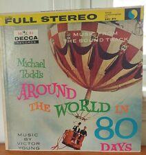 Michael Todd's Around the World in 80 Days Vinyl LP Decca DL79046 FREE SHIP