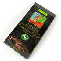 (2,74/100g) Rapunzel Zartbitter Schokolade Espresso 51% Kakao HiH bio vegan 80 g