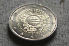 2 EURO COMMEMO ALLEMAGNE 2012  10 ANS DE L'EURO (5 ATELIERS)