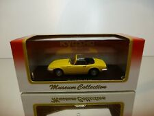 KYOSHO 03041Y LOTUS ELAN S3 OPEN - YELLOW 1:43 - EXCELLENT IN BOX