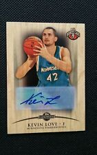 KEVIN LOVE 2008-09 TOPPS HARDWOOD ROOKIE AUTO AUTOGRAPH RC #/69 RARE SP PARALLEL