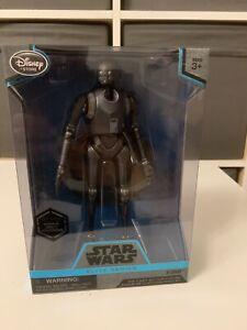 Star Wars Disney Elite Series K-2SO Die Cast Action Figure New Sealed