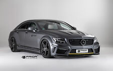 MERCEDES CLS W218 VENTED HOOD VENT INSERTS BLACK SERIES CLS550 CLS63 AMG