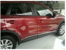 Chrom Edelstahl Seitenleisten für Mazda CX-5 ab Bj 2012