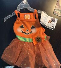 Small S Simply Dog Costume Pumpkin Tutu Halloween