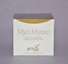 Gernetic Myo Myoso Intensive smoothing cream 50ml/1.7oz. New in box
