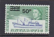British Antarctic Territory Scott # 38 Mint 10/- overprint Lh Exf cat val @ $30