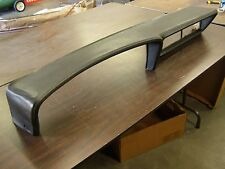 OEM Ford 1972 Thunderbird T-Bird Black Dash Pad