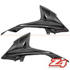 2009-2016 Suzuki GSX-R 1000 Side Nose Air Cover Dash Cowl Fairing Carbon Fiber