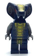 LEGO SLITHERA MINIFIGURE NINJAGO SERPENTINE SNAKE FIGURE