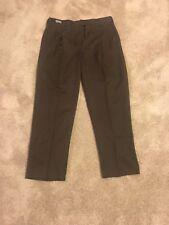 Savane Mens Dress Pants With Comfort Plus Waist Band Size 34W By 32L