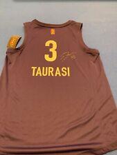 WNBA DIANA TAURASI MERCURY AUTOGRAPHED PURPLE JERSEY NEW WITH TAGS  JSA