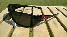 X Loop Polarized Sunglasses XL57502PZ A1 black fishing red smoke lens tint