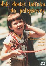 Jak dostat tatinka do polepsovny DVD paper sleeve 1978 Czech Christmas Tale