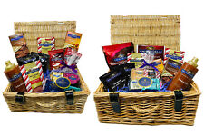LINDT LUXURY GHIRARDELLI CHRISTMAS CHOCOLATE GIFT HAMPER - 2 sizes available!