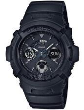 Casio G-Shock Matt Black Men's Watch AW-591BB-1A