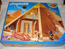 Brand NEW - Playmobil Set # 4240 - Egyptian Pyramid - Factory Sealed