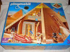 Brand NEW - Playmobil Set # 4240 - Egyptian Pyramid - Factory Sealed