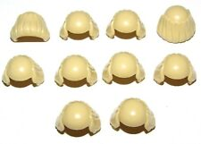 LEGO NEW TAN MINIFIGURE HAIR PIECES MALE BALD SPOT WIG PIECE