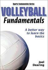 Volleyball Fundamentals Sports Fundamentals