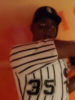 "FRANK THOMAS  7"" FIGURE & BONUS 4"" ALBERT BELLE FIGURE STARTING LINEUP LIFE LIKE"