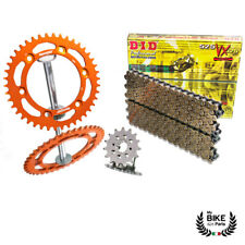 For KTM Supermoto 990 SM T LC8 ABS 2012 RX GXW 525 x 112 Orange X-Ring Chain