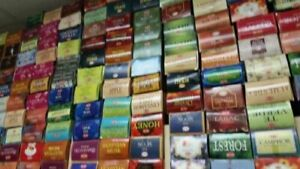 Hem Incense 120 Sticks,6 tube Hex Assorted inciensos Selections Pick your scent