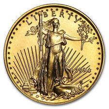 1994 1/10 oz Gold American Eagle Coin - Brilliant Uncirculated - SKU #8554