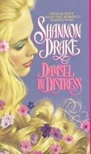 Damsel in Distress by Shannon Drake (1992, Paperback) FF1503