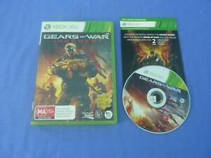Gears of War Judgement XBOX 360 Tested Working No Manual Free Postage