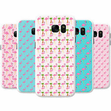 Flamingo Madness Snap-on Hard Back Case Phone Cover for Samsung Mobile Phones