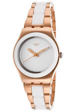 Swatch Rose Pearl Women's Watch - YLG121G..