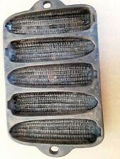 Vintage Cast Iron Five Slot Corn Bread Pan
